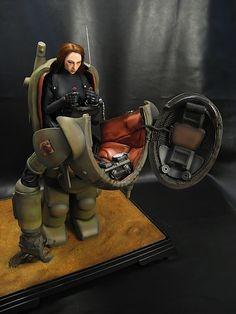 Maschinen Krieger custom 1/6 scale...