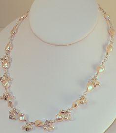#Princess Alice Pearl Necklace    repin ..  like ...share :)    $39.99 Buy Now! http://amzn.to/Wkt0hW
