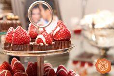 Casamento Camila e Danillo, doce de Cristiano Machado. | Blog Site da Noiva