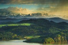 The Tatra Mountains are stunning enough reason to visit Poland