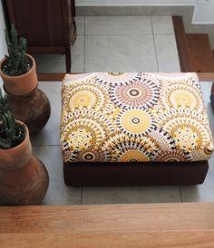 Pufe Mandala! http://www.nagaragemretro.com.br/produtos-pufe-mandala.html