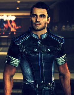 Kaidan Alenko. Mass Effect