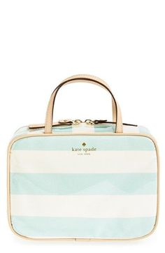kate spade new york  java place - manuela  cosmetics case  ab0558c765a34