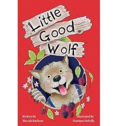 Little Good Wolf wants to be liked and to have friends. He wants to belong. But Little Good Wolf has one HUGE problem. His dad is the Big Bad Wolf, the most feared villain in all of Fairytale Land. The Big Bad Wolf scares girls in red capes. He chases grannies in their nighties. He blows houses down and frightens little pigs. No wonder no one will play with Little! Determined to gain acceptance at...