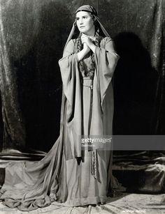 Photo d'actualité : Norwegian operatic soprano , Kirsten Flagstad is...