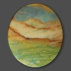 Vistaite - Oregon Picture Jasper  WORLD OF JASPERS : HANS GAMMA