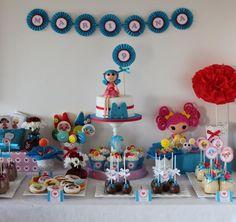 Candy bar Lalaloopsy