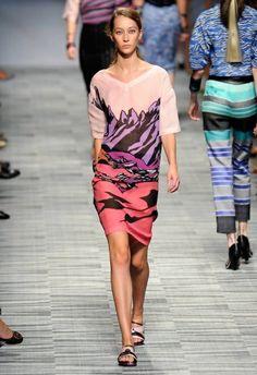 Missoni S/S14 - Milan Fashion Week