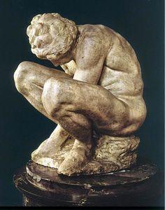 Σκυμμένο αγόρι (1530-33)