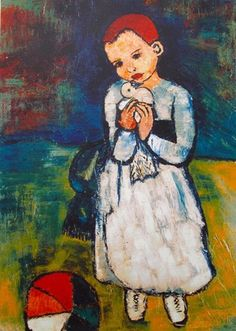 Find the latest shows, biography, and artworks for sale by Pablo Picasso. A prolific and tireless innovator of art forms, Pablo Picasso impacted the course o… Picasso Paintings, Picasso Art, Pablo Picasso Young, Henri De Toulouse Lautrec, Georges Braque, San Fernando, Cubism, French Artists, Vincent Van Gogh