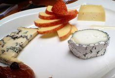 House made cheeses featured at Pangaea Restaurant, Toronto