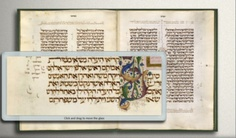 The Lisbon Bible is the most accomplished dated codex (that is, a manuscript in book form rather than a scroll) of the Portuguese school of medieval Hebrew illumination. Completed in 1482, the Lisbon Bible is a testimony to the rich cultural life the Portuguese Jews experienced prior to the expulsion and forced conversions of December 1496.