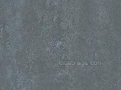 Ciça Braga - Papel de parede   Papel de Parede Vinílico Brera (Italiano) - Imitação Textura (Chumbo/ Leve Prateado) - COLA GRÁTIS