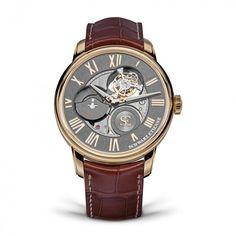Vacheron Constantin Traditionnelle Calibre 2253 L'empreinte du dragon Automatic Skeleton Watch, Automatic Watch, Latest Watches, Cool Watches, Wrist Watches, Casual Watches, Rolex, Tourbillon, Shopping