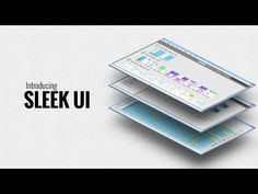 Learn more about the great Sleek UI which was introduced in Visual Paradigm 12.