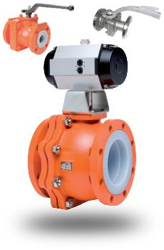 The rotork skilmatic sieh q range of actuators are specifically xlb series pfa lined ball valves are ideal for clean or corrosive media all wetted swarovskicordoba Gallery