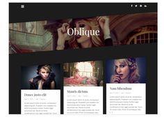 9 Free Fashion Blog Wordpress Theme