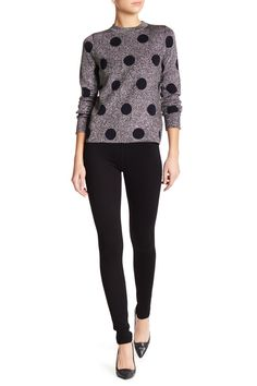 Classic!  AG Knit Luxe Pull-On Leggings