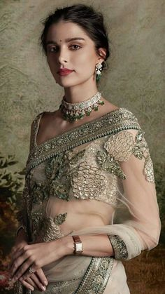 89 best Sabyasachi Sarees photos by Indian Wedding Outfits, Bridal Outfits, Indian Outfits, Indian Attire, Indian Ethnic Wear, Saris, Sabyasachi Sarees, Anarkali, Saree Look