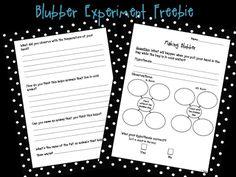 Blubber Experiment Freebie