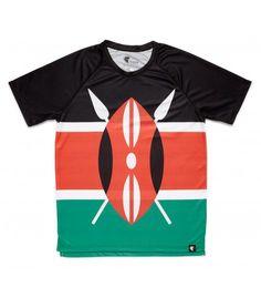 #maasai men camiseta Kenya short sleeve shirt t-shirt. #hoopoerunning #kenya #runwithstyle #fancyshirts