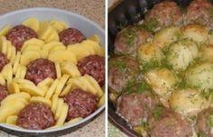 Celou rodinu jsem nakrmila pomocí 200 g mletého masa. Tento recept je hotovou záchranou!