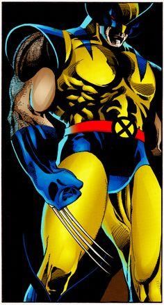 Wolverine Avengers, Wolverine Art, Logan Wolverine, Dc Comics Superheroes, Marvel Comics Art, Marvel Heroes, X Men Personajes, Comic Book Heroes, Geek Culture