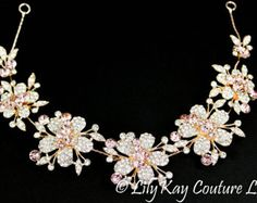 Peigne mariée mariage cheveux peigne peigne mariée rose bijoux