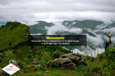 Top Honeymoon Places In Uttarakhand For An Idyllic Escape In 2019 Right After The Wedding Mussoorie, Honeymoon Places, India Tour, In 2019, Stuff To Do, Places To Visit, Top, Wedding, Valentines Day Weddings