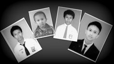 #me #young #old #LOL #bontang #toddler #primary #junior #vocational #high #school #black #white