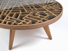 Pervititch Coffee Table by Abra Design Studio