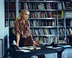 Franca Sozzani :: the outspoken editor in chief of Italian Vogue for 23 years