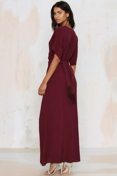 Classy to the Maxi Dress - Dresses
