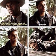 Oh Dean! #supernatural #deanwinchester