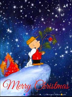 Peanuts Christmas greetings Wishing Upon A Star 🌟 Song & A Starry Sky ✨ Christmas Scenery, Merry Christmas Images, Peanuts Christmas, Merry Christmas Wishes, Charlie Brown Christmas, Christmas Blessings, Christmas Music, Winter Christmas, Vintage Christmas