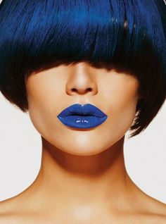 Love this look. #lips #art #fashion