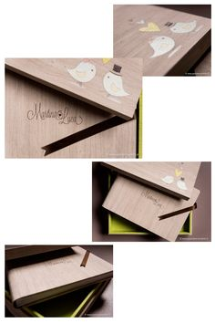 Martina&Luca - Cover, back and spine: Maple Warm Grey - Design Box: Maple Warm Grey (outside) and Maple Lime (inside) - Ribbon: Chocolate. With a special graphic design both on the cover and the box (made with colored UV overprint). Album created by Graphistudio for Paolo Bernardotti Studio. Italian Luxury Brands, Wedding Albums, Warm Grey, Box Design, Our Wedding, Lime, Ribbon, Graphic Design, Chocolate