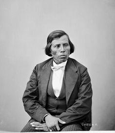 Show-E-Tat (aka Little Boy, aka George Washington) - Caddo - 1872