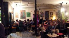 Café Mahon, Madrid