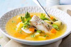 Πεντανόστιμη ψαρόσουπα, ένα εξαιρετικό πιάτο για τον κρύο καιρό, φτιαγμένο με μεράκι, βασισμένο σε μία παραδοσιακή συνταγή, όπως ακριβώς την φτιάχνουν οι Πατέρες στο Περιβόλι της Παναγιάς (Άγιο Όρος).