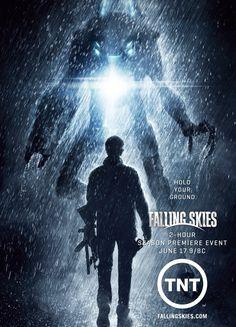 Falling Skies - Season 2 poster