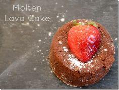 Katieâ?Ts Molten Lava Cake