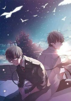 Yukio & Rin | Ao no Exorcist #anime
