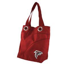 Atlanta Falcons NFL Color Sheen Tote