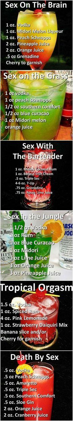 68 new ideas party drinks alcohol recipes liquor Liquor Drinks, Cocktail Drinks, Alcoholic Drinks, Fruity Cocktails, Vodka Drinks, Holiday Cocktails, Milk Shakes, Alcohol Drink Recipes, Alcohol Shots