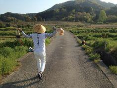 お遍路さん(ohenro) http://en.wikipedia.org/wiki/Shikoku_Pilgrimage