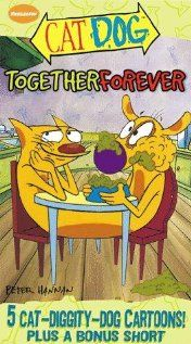 I loved CatDog! It was one of those shows that I recorded every episode of.