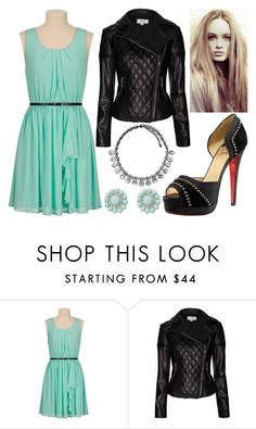 """Untitled #949"" by vanessa-m-108 ❤ liked on Polyvore featuring Temperley London and Christian Louboutin"