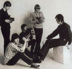 castizo:    Yardbirds in Blow Up (1966)