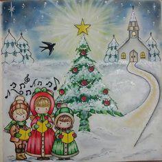 «Amei essa inspiração de Natal!!!! Muito bonitinho!!!!! @Regrann from @anapviana76 -  Está se aproximando o Natal! Dia de agradecer a Deus por ter enviado…»